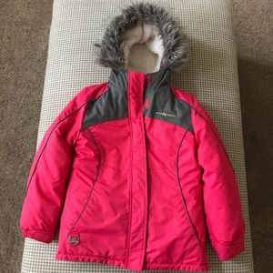 Zero exposure 3n1 girls winter coat